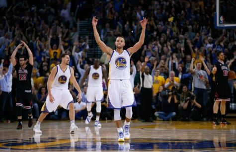 Golden State Warriors Made History