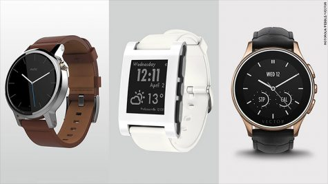 Types of Smart Watches