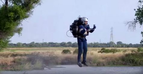 Breaking News: A Real Jetpack is Made