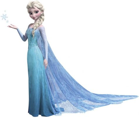 Why the Color Blue is a Disney Princess Favorite