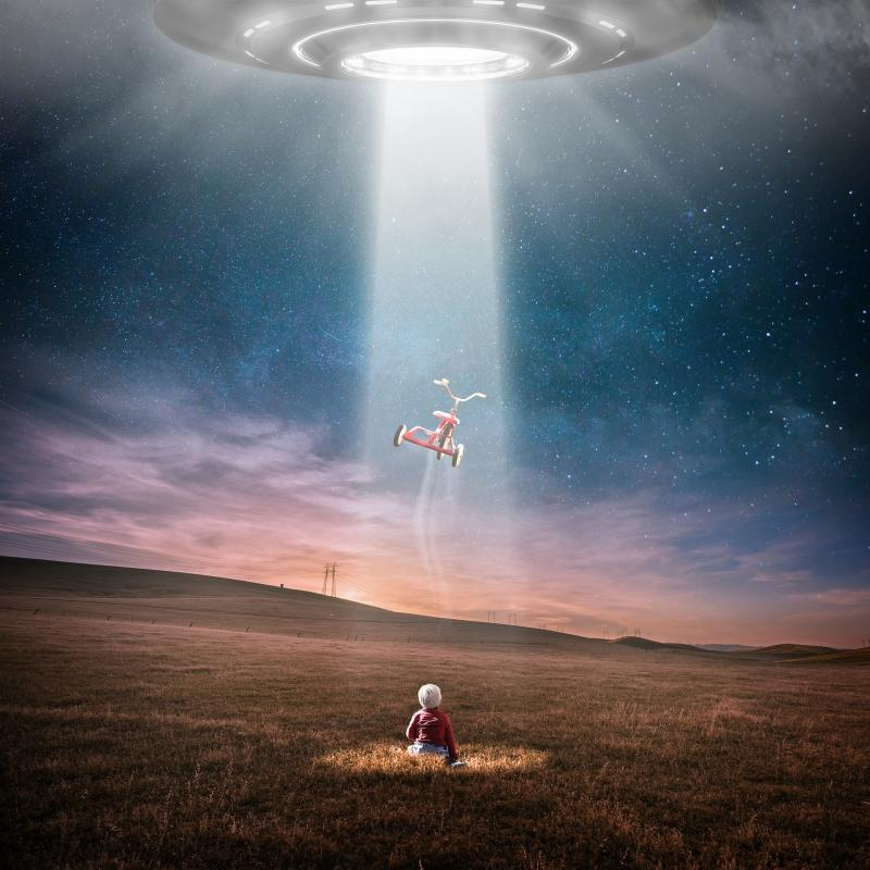 The UFO World: An Odd Experience, and a Few Problems