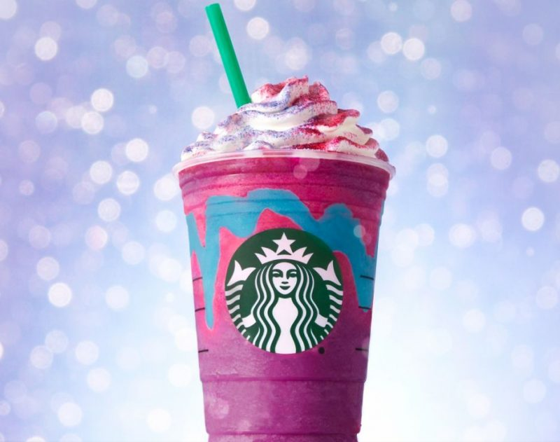 The Magic Continues With the New Starbucks Dragon and Mermaid Frappuccino
