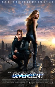 Divergent On Its Way to Theaters