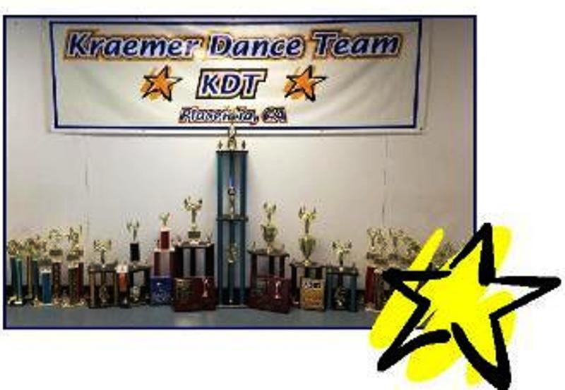 Kraemer Dance Team is a Smash at the Band Pageant