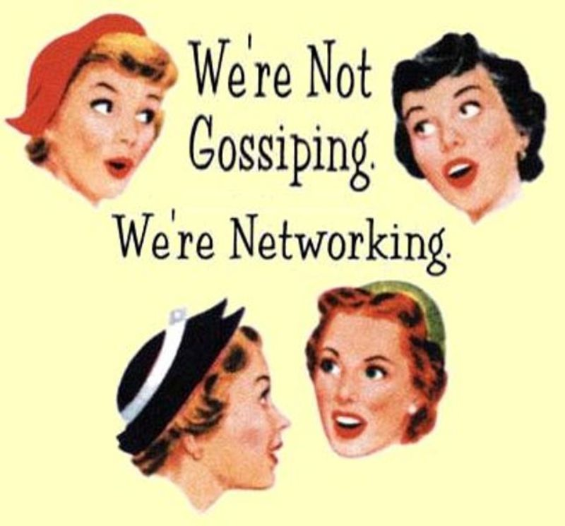 Why Do People Gossip So Much ? - The Cub Reporter