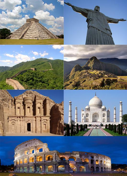 wonders of the modern world The seven wonders of the ancient world have recently regained popularity thanks to a world-wide contest to identify the seven wonders of the modern world and the natural world.