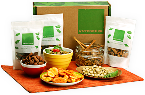 3 Delicious Healthy Snacks For You, Plus an Inside Look At Naturebox!