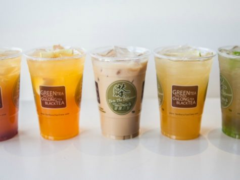 The Top Five Most Popular Boba Places