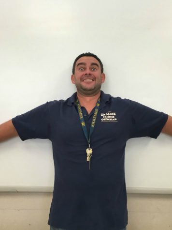 Teacher Spotlight: Mr. Evola