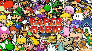 The History of Paper Mario