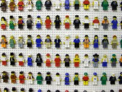 All the (Lego) people of the world.