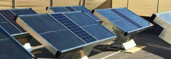 Solar Panels that Collect Drinking Water