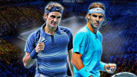 Rafael Nadal V.S. Roger Federer, Long Awaited Tennis Match