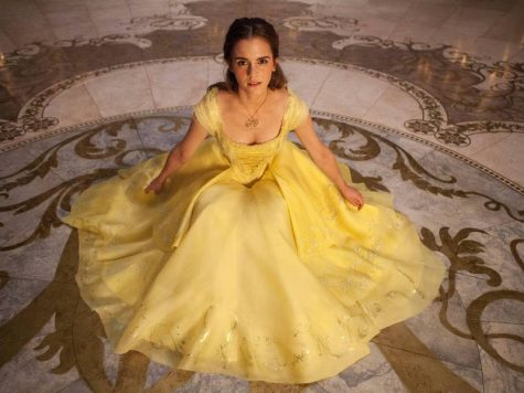 The actress of the princess in the new Beauty and the Beast, Emma Watson.