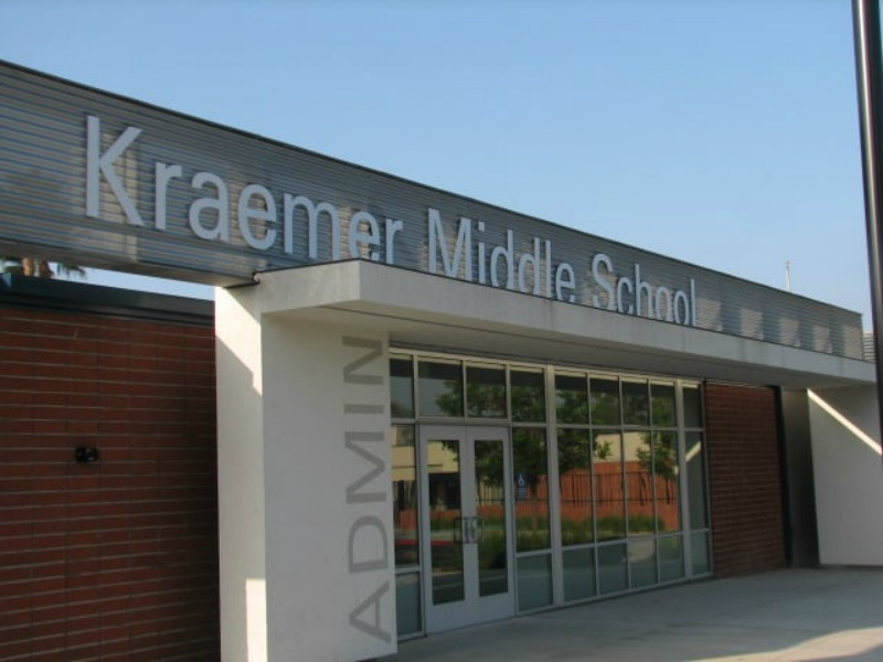 Kraemer+Middle+School%27s+Open+House