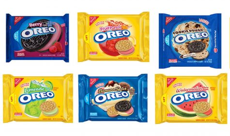 New, Crazy Oreos!