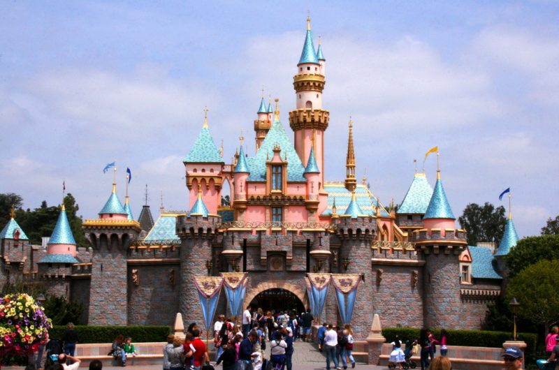 Visit Disneyland, the happiest place on Earth, but dont forget Disney World!