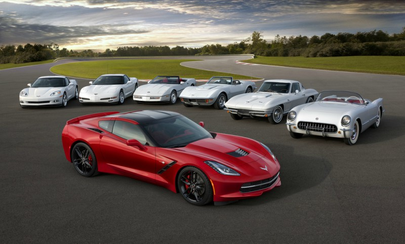 A+history+of+Corvettes