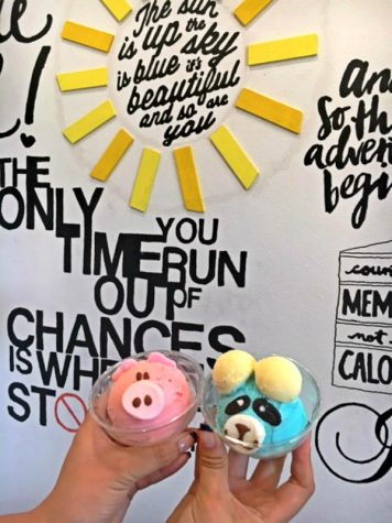Cute creations from Eiswelt Gelato
