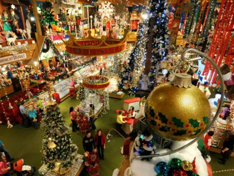 Should Christmas Decor be sold before Halloween?