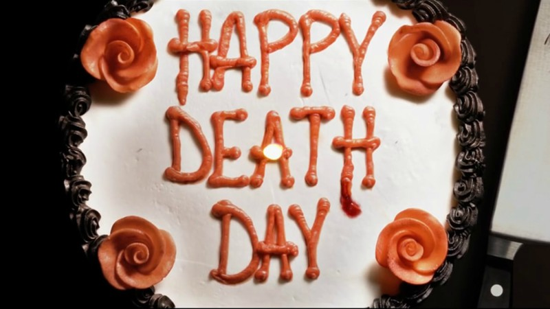 A scene from the movie Happy Death Day