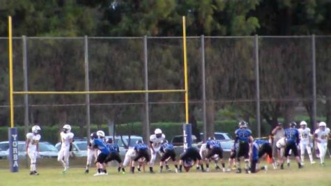 Yorba Linda Patriots Make it Past the Pop Warner Orange Bowl!