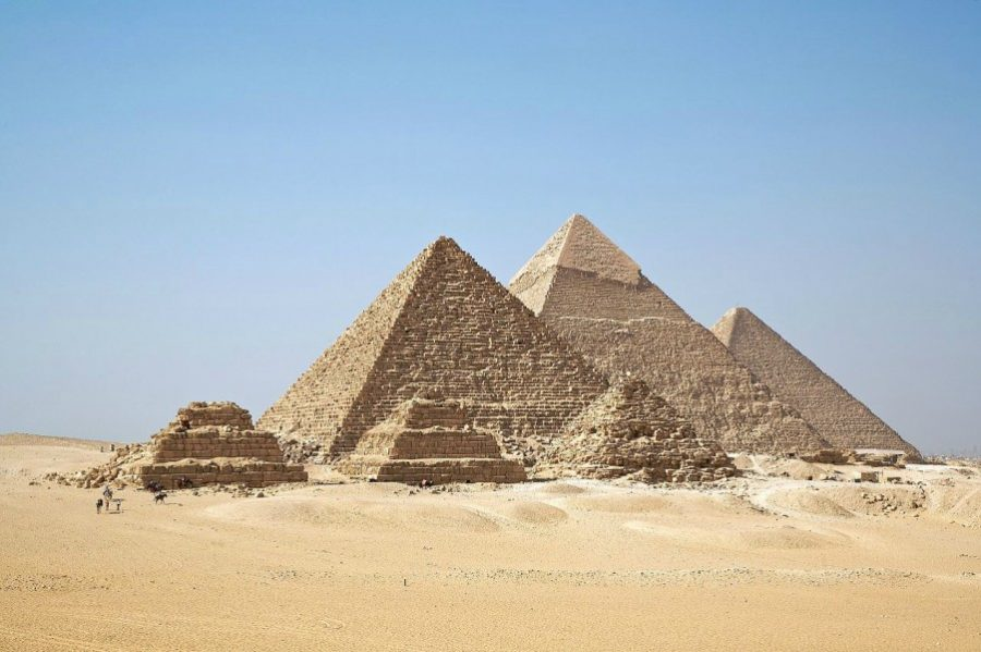 Hidden Chamber Found in Great Pyramid of Giza