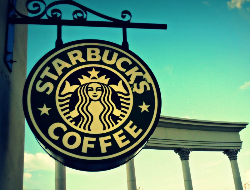 Starbucks is a world-renowned coffee brand.