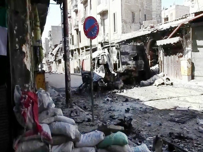 Aftereffects++of+an+artillery+attack+in+Damascus%2C+Syria