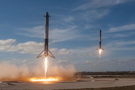 SpaceX Falcon Launch Could Give NASA More Options