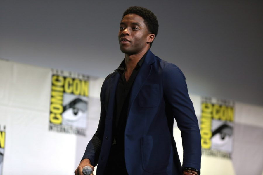 Black+Panther+actor+Chadwick+Boseman