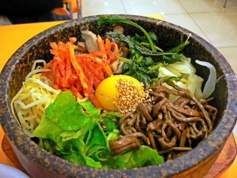 Top 5 Most Fascinating Korean Foods