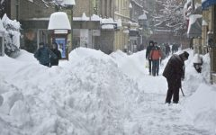 Freezing Temperatures Hit Europe