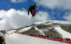 Shaun White gets Third Olympic Gold