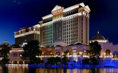 Five Top Vegas Hotels