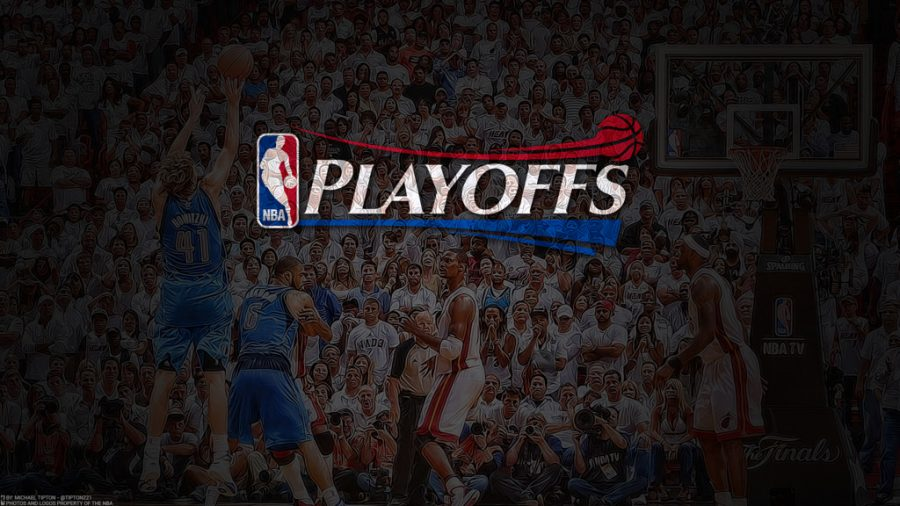 The+favorite+time+of+the+year+for+NBA+fans+are+during+the+playoffs