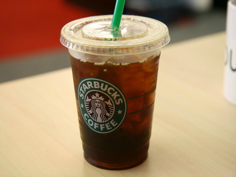 A+picture+of+Starbucks%27+iced+coffee%2C+