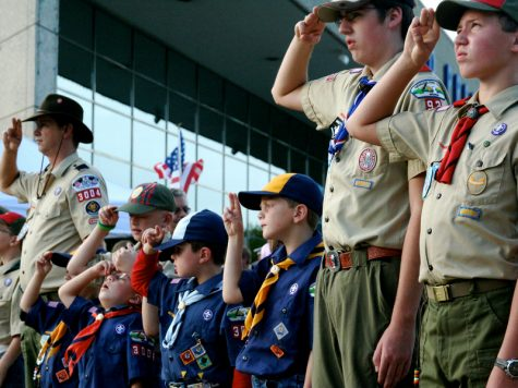 Should Girls Be Allowed to Join Boys Scouts? (Vice Versa?)