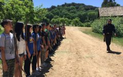 2018 8th Grade Riley's Farm Field Trip