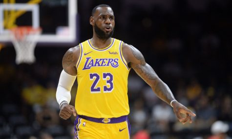 LeBron James Coming to the Lakers