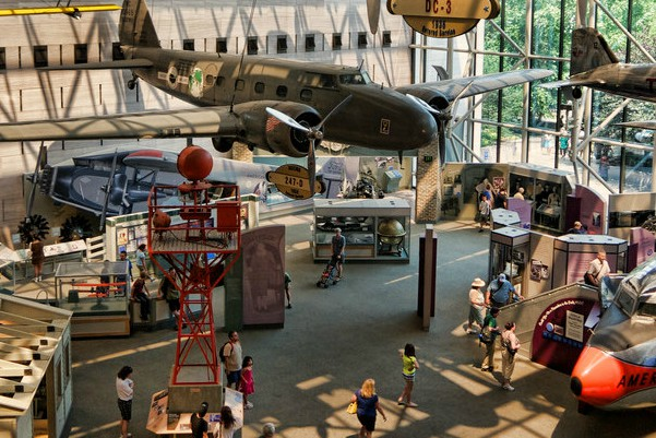 Smithsonian+Air+and+Space+Museum+