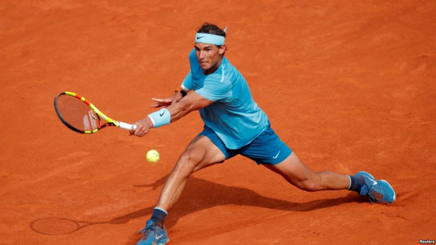 Rafael Nadal becomes number one in tennis