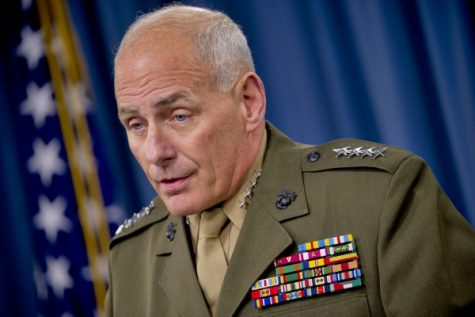 John Kelly Resigns from Trump Administration