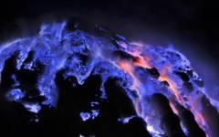 The Blue Lava Volcano, Kawah Ijen