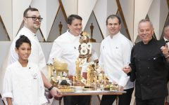 Wolfgang Puck hosts 25th Oscar Party