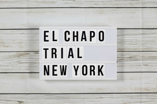 El Chapo Found Guilty