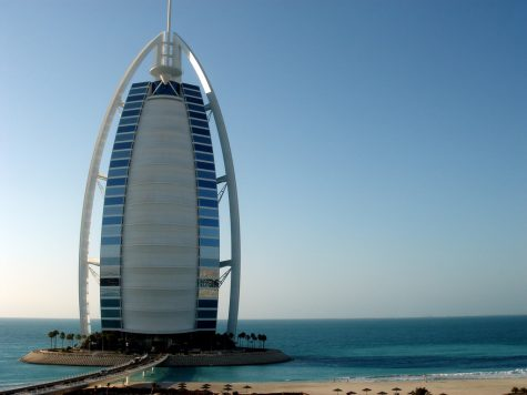 The 7-STAR Hotel in Dubai