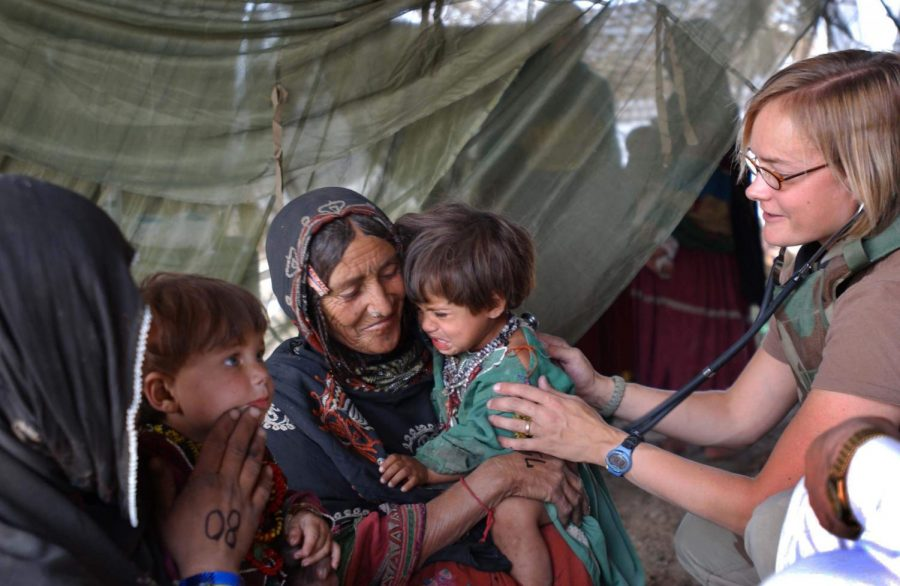 US specialist helping Afghan nomads