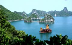 Popular tourist spots in Vietnam