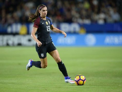 Alex Morgan Spotlight